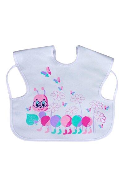Sevi Bebe Giymeli Havlu Önlük Art-20 Tırtıl