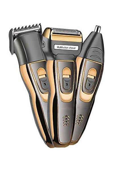 Ipone IP-2020 3 Başlıklı Tıraş Makinası Profesyonelleri Tercihi.