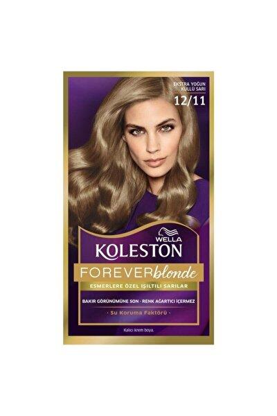 Koleston 12/11 Extra Yoğun Küllü Sarı Saç Boyası