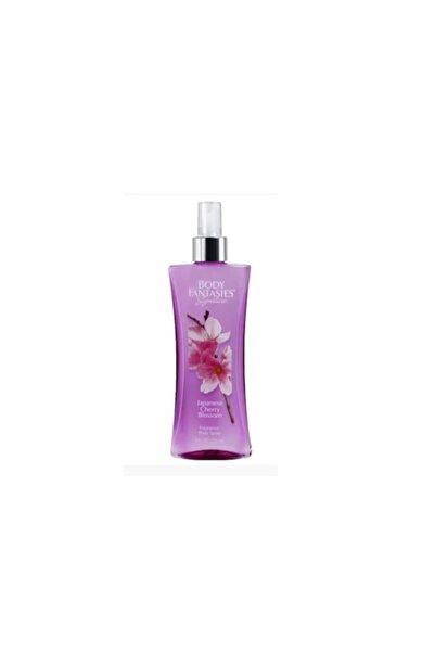 Body Fantasies Japanese Cherry Blossom Vücut Spreyi 236 ml