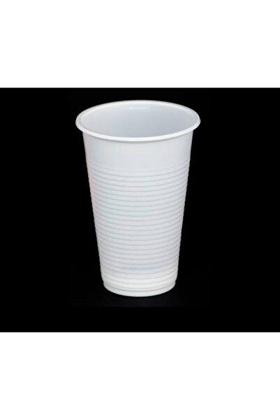 Ka&Pac Plastik Bardak Hijyenik 180cc Beyaz Bardak 1000 Adet