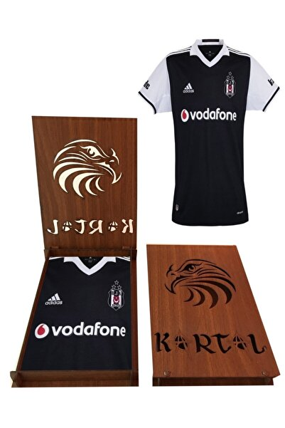 Beşiktaş Siyah Lisanslı Maç Forması