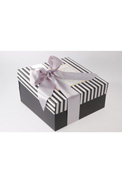 Miss Gaya Bebek Siyah Beyaz Hediyelik Kutu