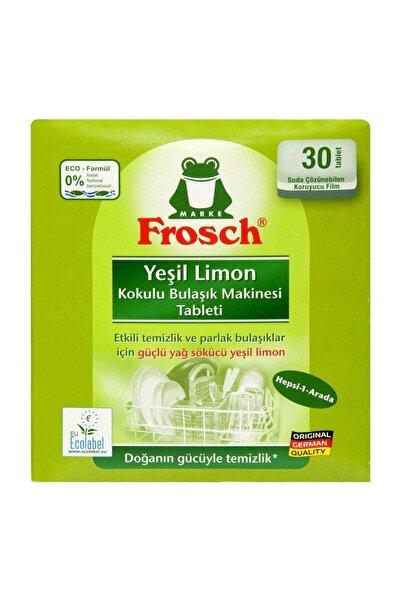 Frosch Yeşil Limon Kokulu Bulaşık Makinesi Tableti