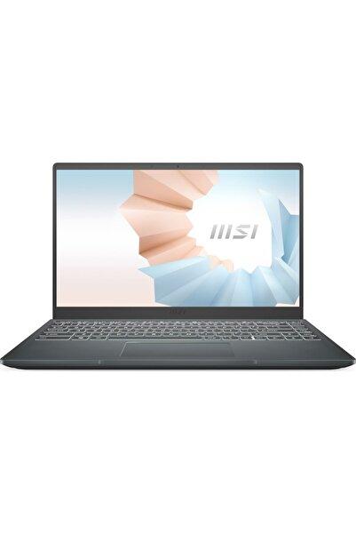 """MSI Modern 14 B10rbsw-268xtr Intel Core I5 10210u 16gb 256gb Ssd Mx350 14"""" Taşınabilir Bilgisayar"""