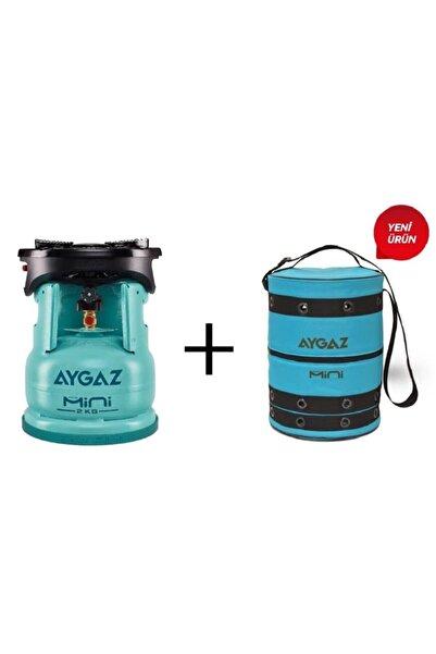 Aygaz Mini Ocak Ekstra + Mini Tüp + Mini Çanta