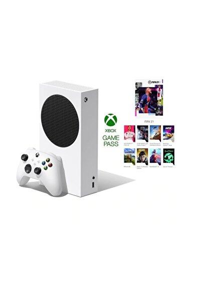 MICROSOFT Xbox Series S 512GB SSD Oyun Konsolu  3 Ay Gamepass Ultimate Hediye