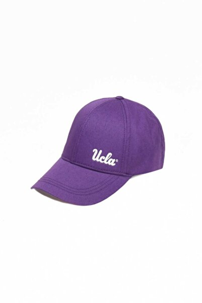 UCLA Jenner Mor Baseball Cap Nakışlı Şapka