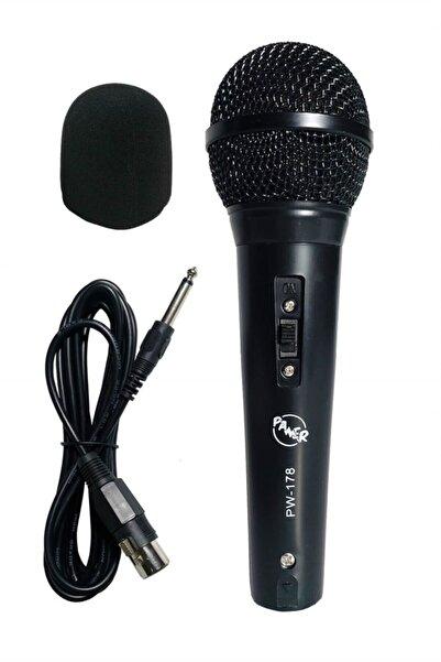 Lastvoice Pw178 Kablolu El Mikrofonu ( Kablo Ve Sünger )
