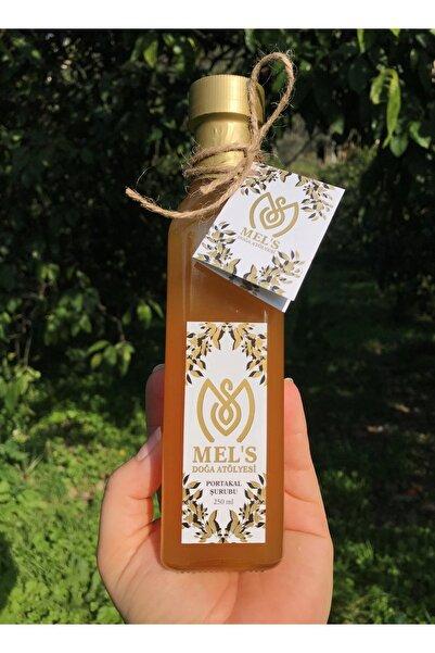 Mel's Doğa Atölyesi Portakal Şurubu 250 ml