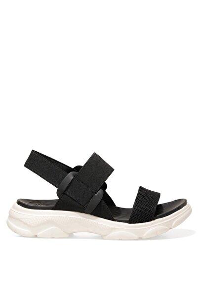 Nine West ABAUVIA 1FX Siyah Kadın Sandalet 101027231
