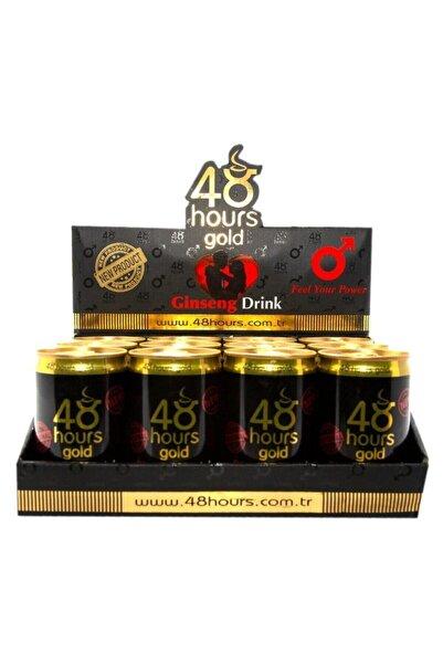 48Hours Ginseng 48 Hours Gold Ginseng Içecek 12x150 ml