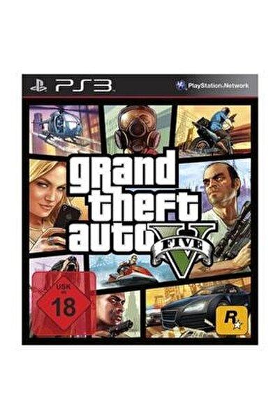 Grand Theft Auto 5 Ps3 Oyun