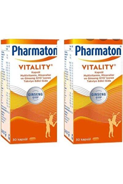 Pharmaton Vitality 40 mg 30 Kapsül 2 Adet