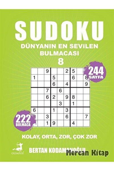 Olimpos Yayınları Sudoku 8