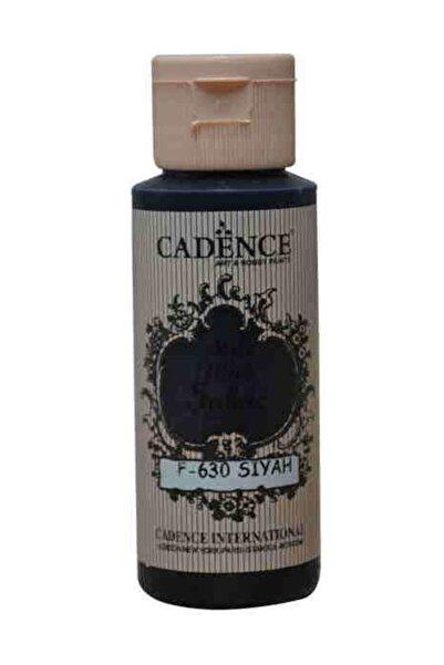 Cadence Siyah Matt Fabric Kumaş Boyası