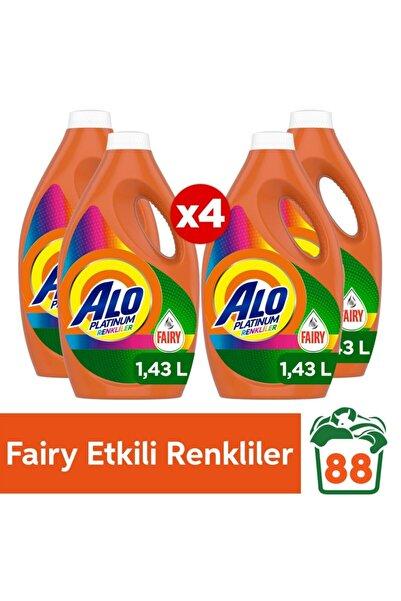 Alo Platinum Fairy Etkili 4X22 (88 Yikama) Renkli