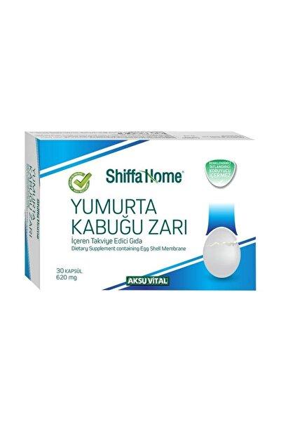Shiffa Home Yumurta Kab Zarı 30 Kapsül
