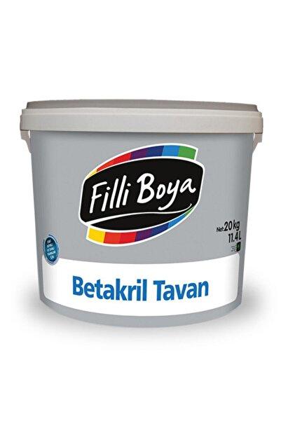 Filli Boya 10kg Betakril Tavan Boya