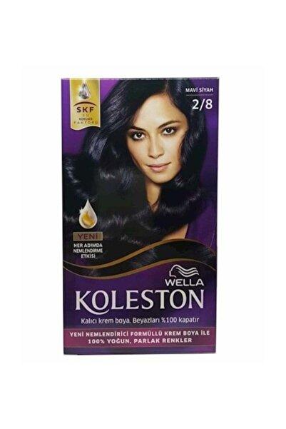 Koleston Kit 2/8 Mavi Siyah