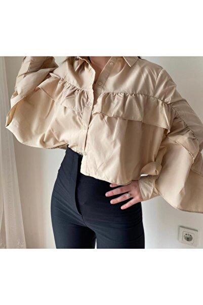 Flow Kadın Tasarım Gömlek