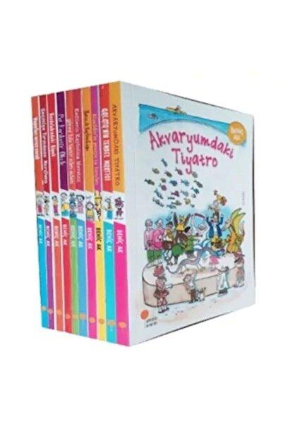 Günışığı Kitaplığı Yayınları Behiç Ak Gülümseten Öyküler Serisi 10 Kitap Set