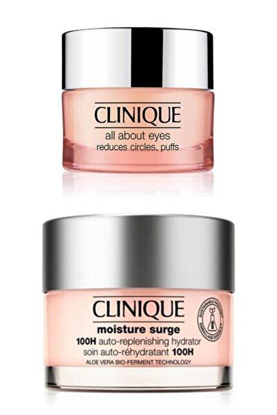 Clinique All About Eyes-moisture Surge Nemlendirici Cilt Bakım Seti