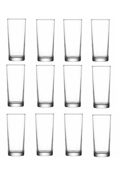 LAV Ince Taban Limonata Bardak - 12 Li Rakı Bardağı
