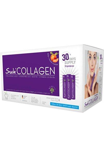 Suda Collagen 40 ml 30 Adet Aylık Paket (şeftali Aromalı)