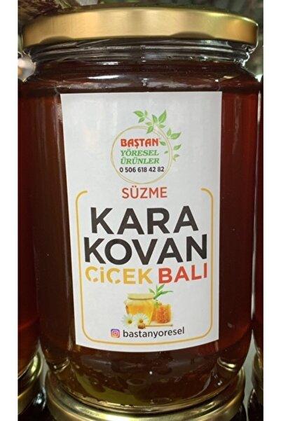 Baştan Yöresel Ürünler Bozdağ Süzme Karakovan Balı 925gr