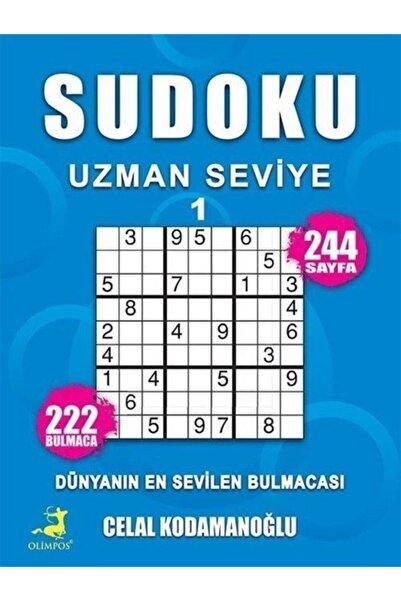 Olimpos Yayınları Sudoku Uzman Seviye 1 - Celal Kodamanoğlu - Amazon Yayınları