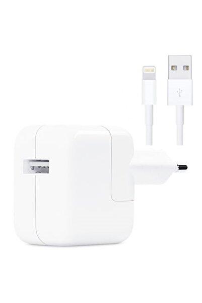Magazabu Apple Ipad Air 2 Şarj Aleti 12w Adaptör + Lightning Kablo