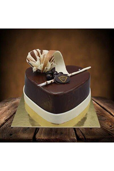 YÖREMDENHEPSİ Çikolatalı Kalpli Yaş Pasta - Sadece Kahramanmaraş 'a Teslimat