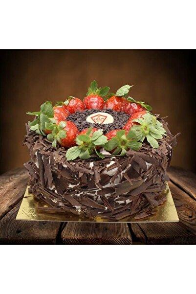 YÖREMDENHEPSİ Çilekli Çikolatalı Yaş Pasta - Sadece Kahramanmaraş 'a Teslimat
