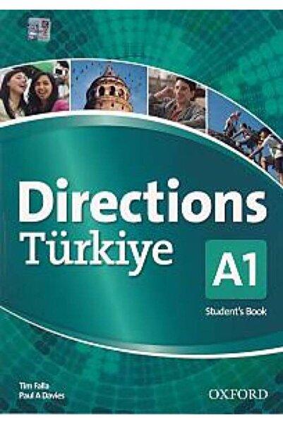 Oxford Yayınları Directions Türkiye A1 (student Book + Workbook)