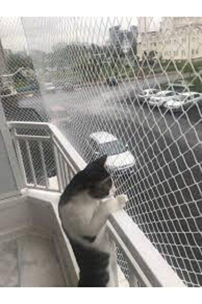ünal file 2,50 X 5 Balkon Kedi Koruma Ağı Balkon Kedi Güvenlik Filesi Balkon Kapatma Ağı Kuş Önleme