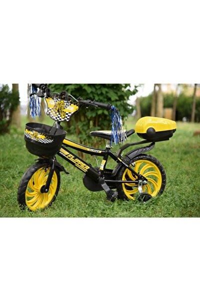 Flipper 15 Jant Sarı/kız/erkek/ Çocuk Bisikleti/2021