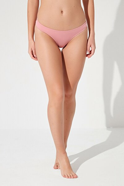 Penti Kadın Pembe Mistik Gül Basic Cheeky Bikini Altı