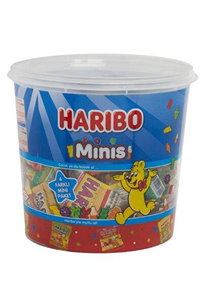 Haribo Minis 10 gr X 100 Adet