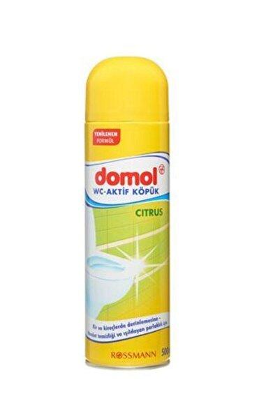 DOMOL Tuvalet Temizleme Köpüğü Limon 500 ml
