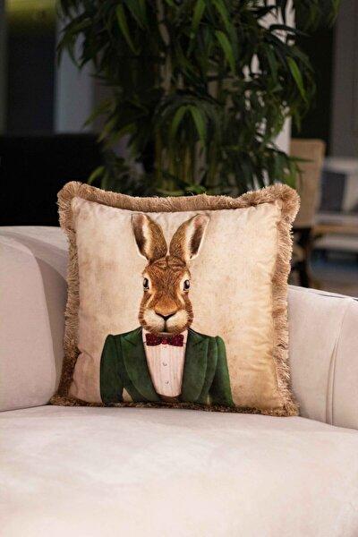 Adawall Mr. Rabbit Dekoratif Kırlent