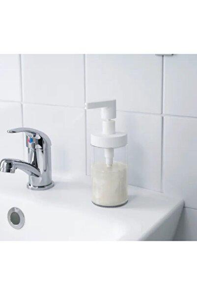 IKEA Beyaz Sıvı Sabunluk