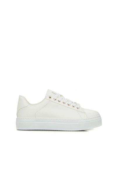Dıvarese Kadın Beyaz Sneaker