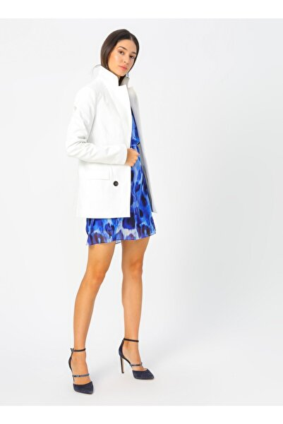 Fabrika Kadın Beyaz Ceket
