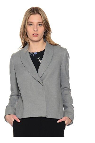 Fabrika Kadın Gri Ceket