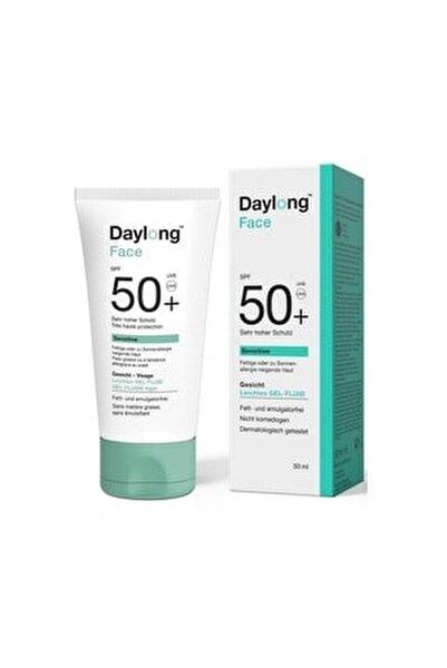 Face Sensitive Spf50+ Gel Cream 50 ml - Hassas Ciltler