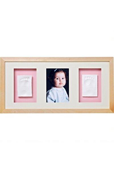 Baby Memory Prints Bebek El & Ayak Izi Tablo - Üçlü Çerçeve