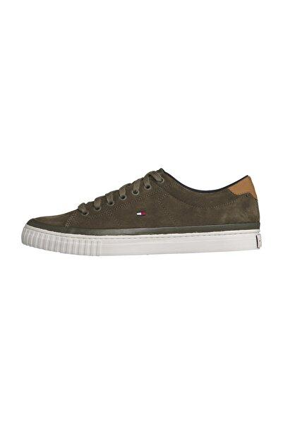 Tommy Hilfiger Haki Erkek Sneakers 503739536