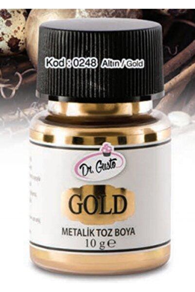 velomy Dr.gusto Metalik Gold Toz Boya 10gr.