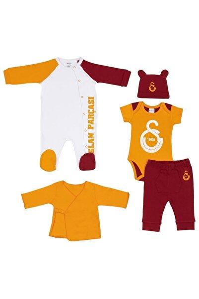 GSStore Unisex Galatasaray Bebek Hediyelik Hastane Çıkışı